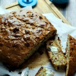 Homemade Savory Irish Soda Bread