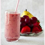 Strawberry Pear Smoothie Recipe