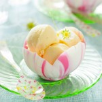 Flower Petal White Chocolate Bowls
